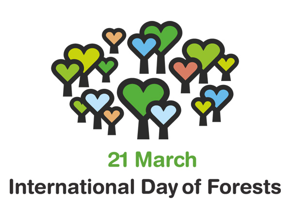 International Day of Forests  logo