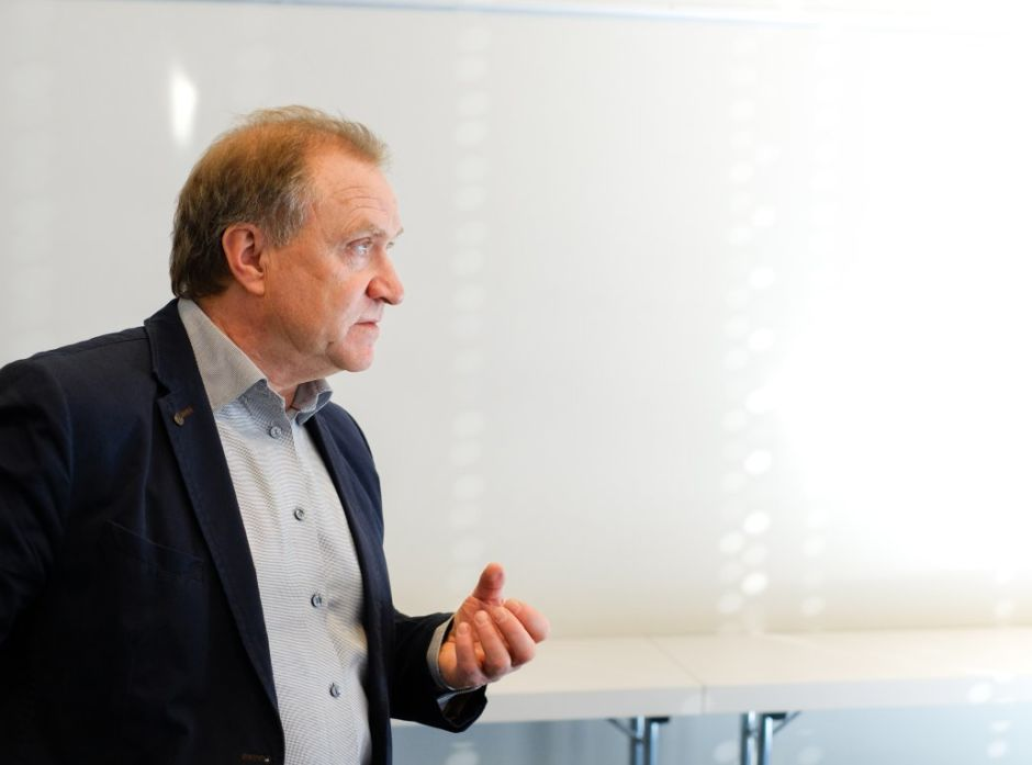 Nils Vagstad ny adm. direktør i NIBIO