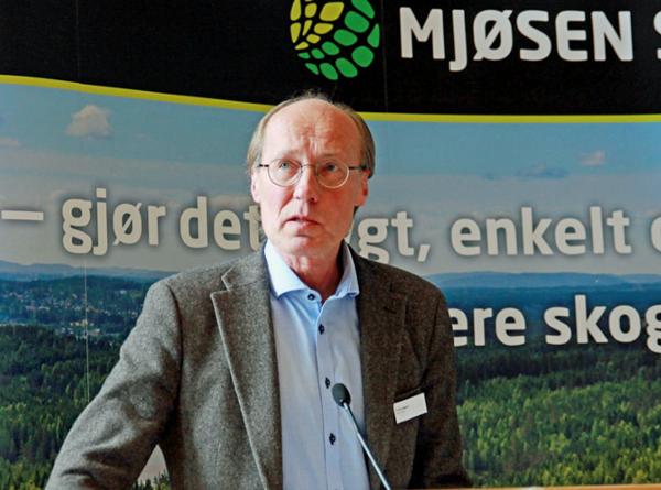 Styreleder Terje Uggen i Mjøsen.