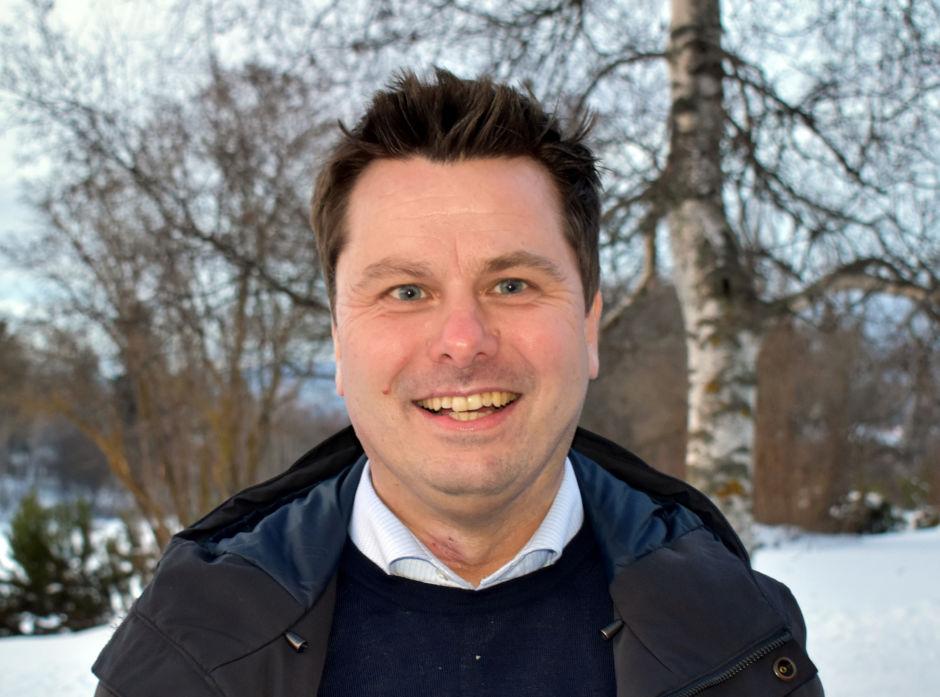Tor Henrik Kristiansen er daglig leder i Viken Skog.