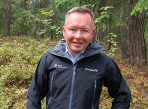 God regjeringsplattform for skognæringen