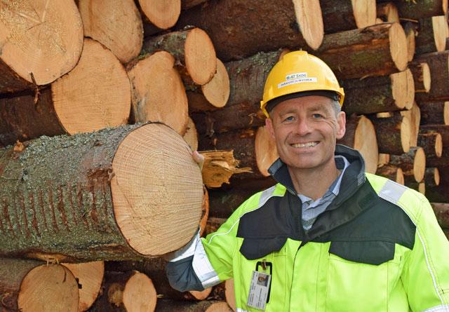 Håkon H. Myhra er ansatt som daglig leder i Viken AT Market fra 1. januar 2019.