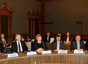 Nordiske stats- og klimaministre satser på tre