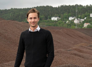Bygger ny fullskala pelletsfabrikk i Norge