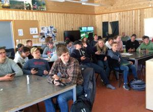 Lærerikt seminar om skog og klima på Sønsterud