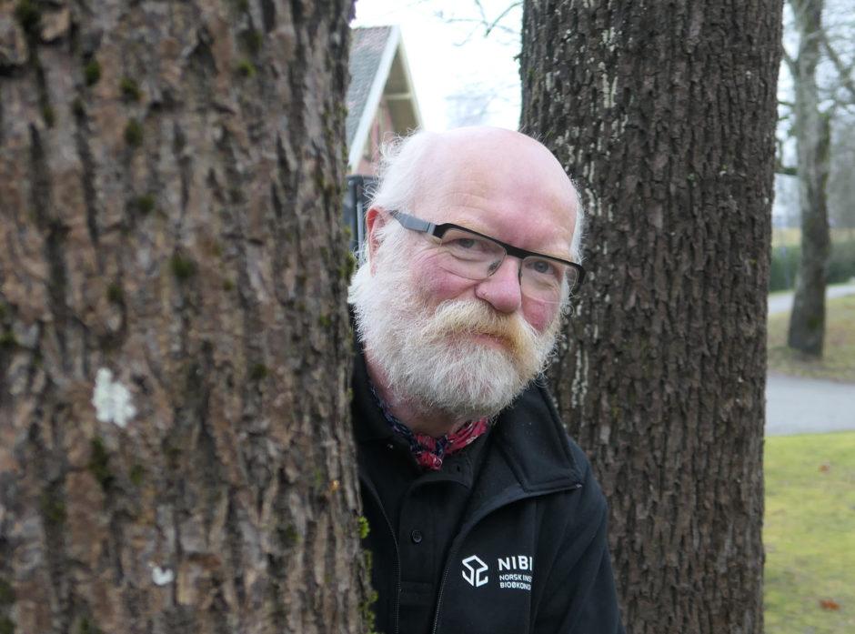 Kjetil Vistad har jobbet 47 år i Landsskogstakseringen.