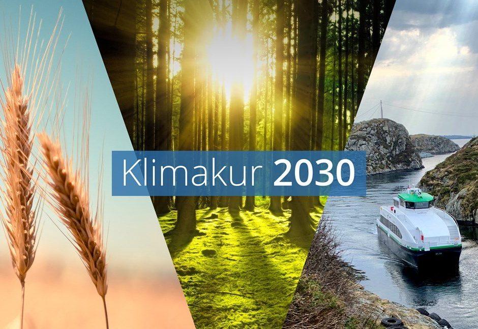 Bilde: Klimakur 2030/Pixabay/Lars Erik Tveit, Kolumbus