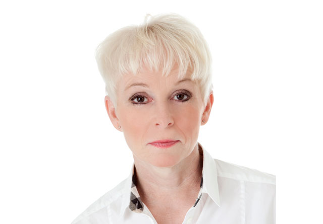Heidi Finstad er adm.dir. i Treindustrien.